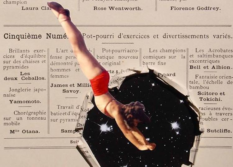 Circus remix - Maroussia Diaz Verbèke - Le Troisième Cirque à Paris 15ème