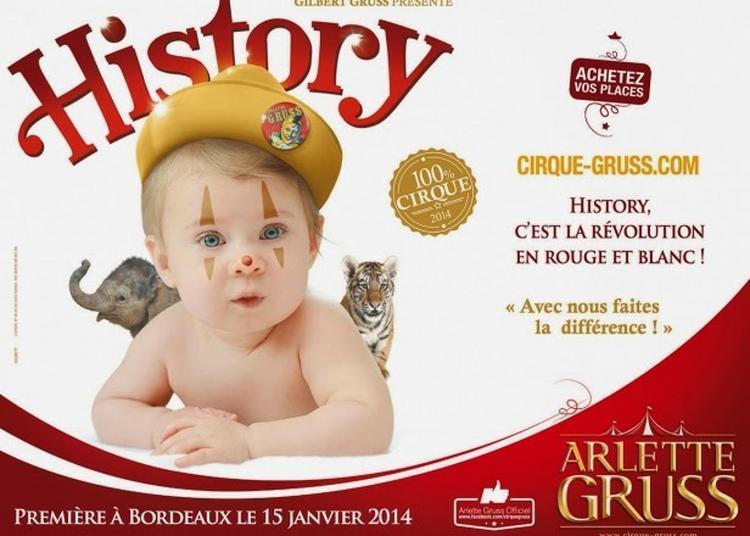 Cirque Arlette Gruss - 'Excentrik' à Boulogne sur Mer