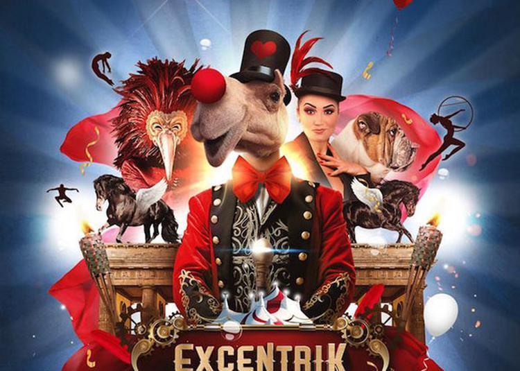 Cirque Arlette Gruss - 'Excentrik' à Grenoble