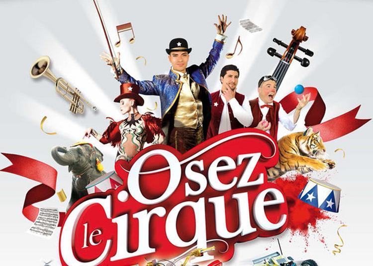 Cirque Arlette Gruss à Hyeres