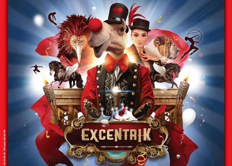 Cirque Arlette Gruss : Excentrik ! à Aix les Bains