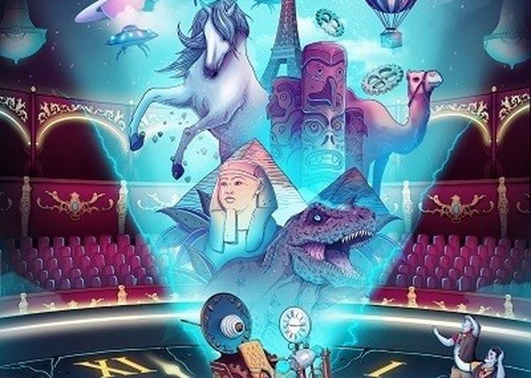 Cirque Bormann : Juracirque à Paris 15ème