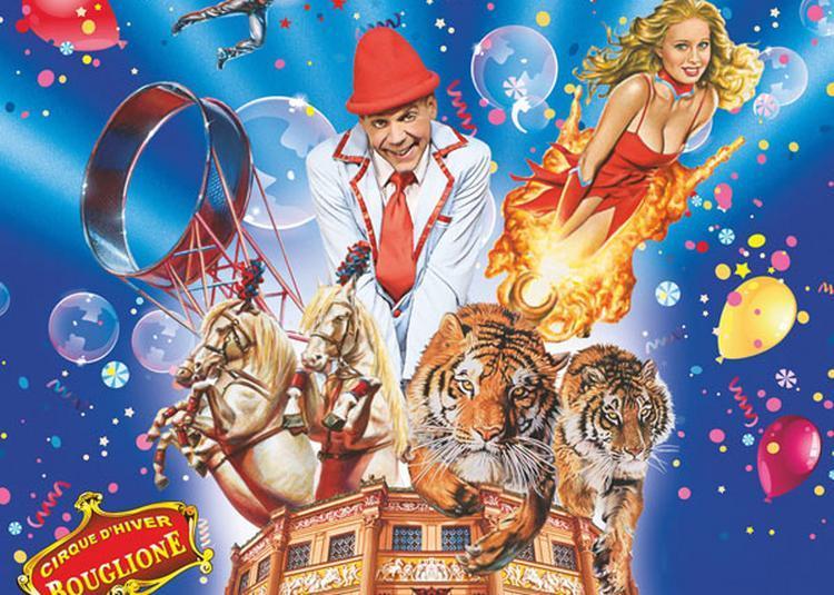 Cirque D'Hiver Bouglione à Paris 11ème
