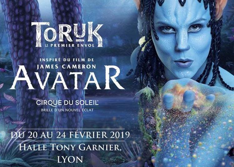 Cirque Du Soleil à Lyon