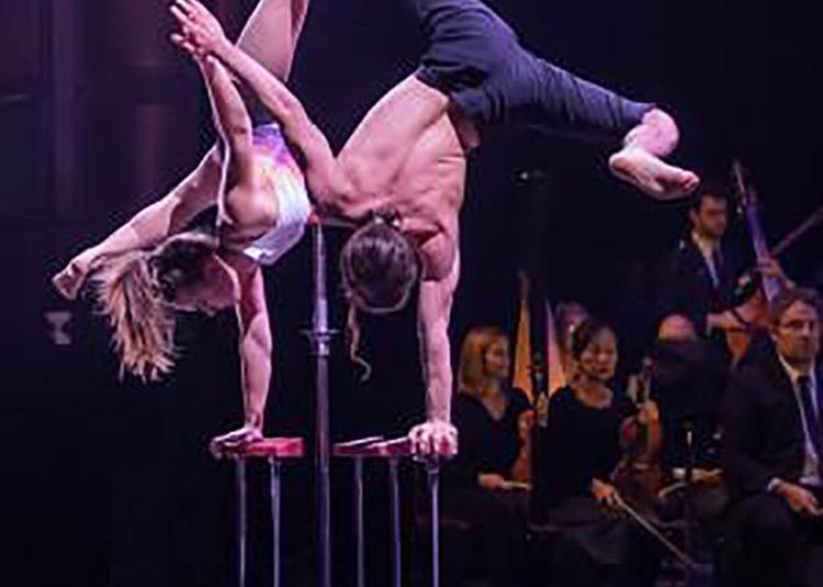 Cirque Flip Fabrique à Paris 19ème