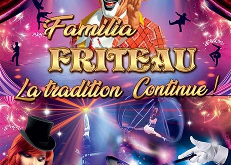 Cirque Friteau à Chef Boutonne