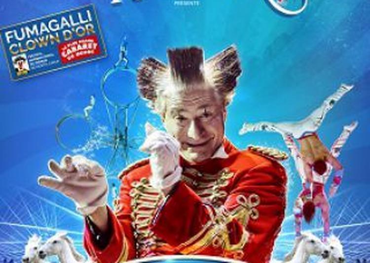 Cirque Holiday à Mejannes les Ales