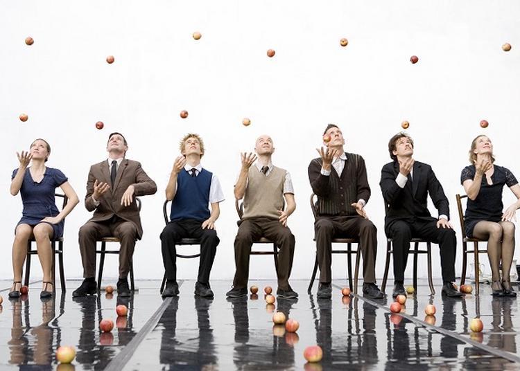 Cirque jonglage