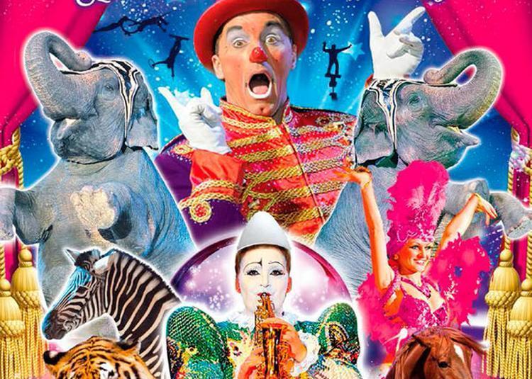 Cirque Medrano à Sens