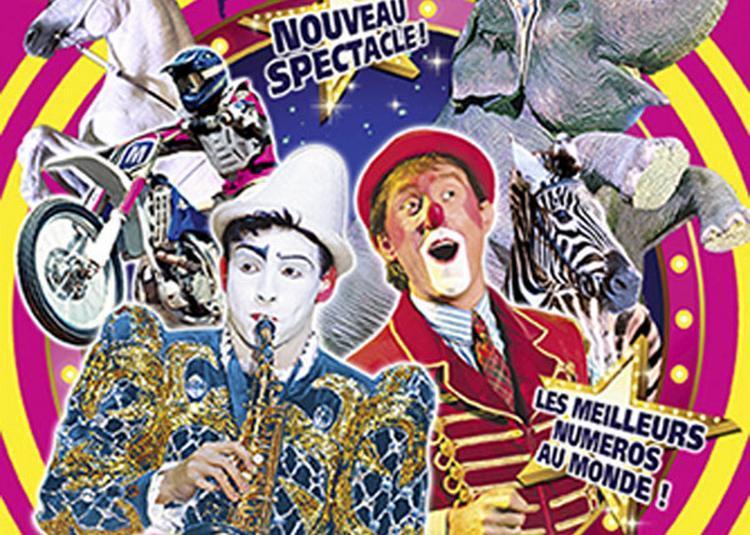 Cirque Medrano à Guingamp