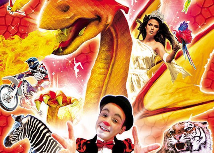 Cirque Medrano à Beziers