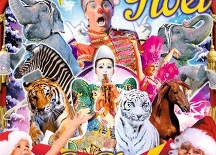 Cirque Medrano : Le Grand Cirque De Noel à Beauvais
