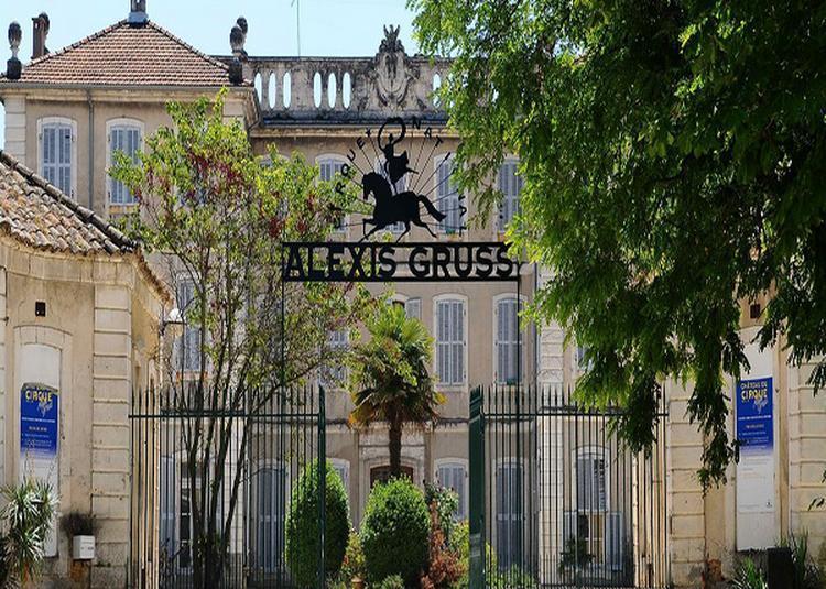 Alexis Gruss à Floirac