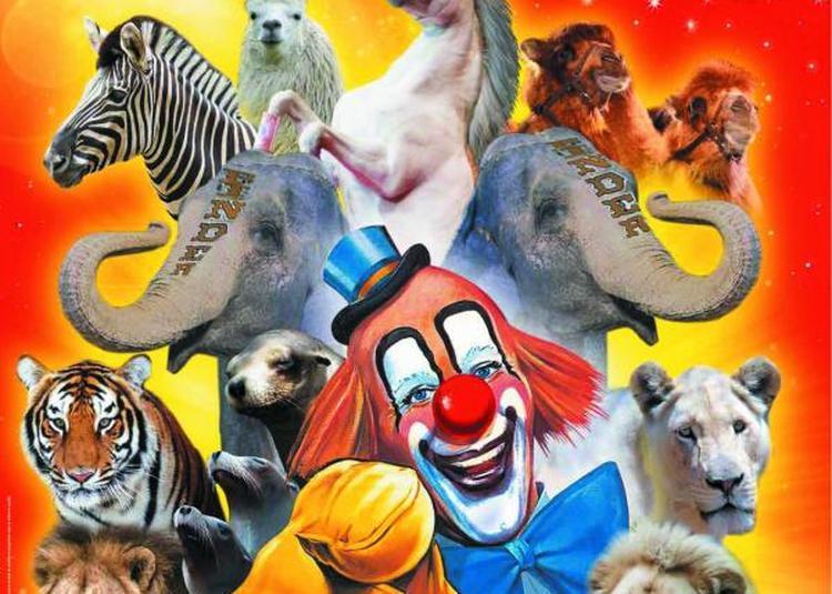 Cirque Pinder Jean Richard à Valence