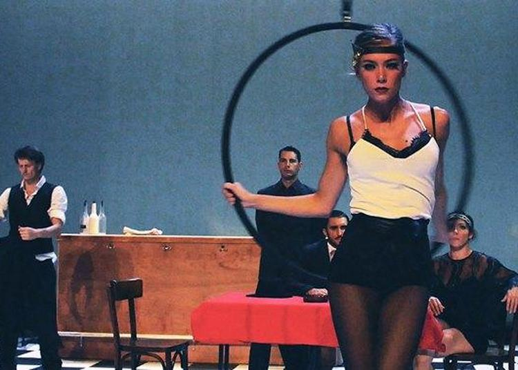 Cirque : Speakeasy - The Ratpack à Niort