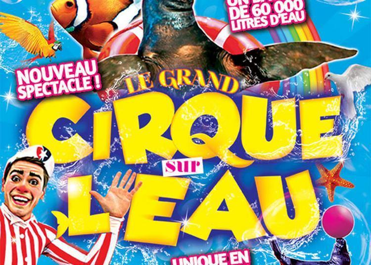 Cirque Sur L'Eau à Annonay