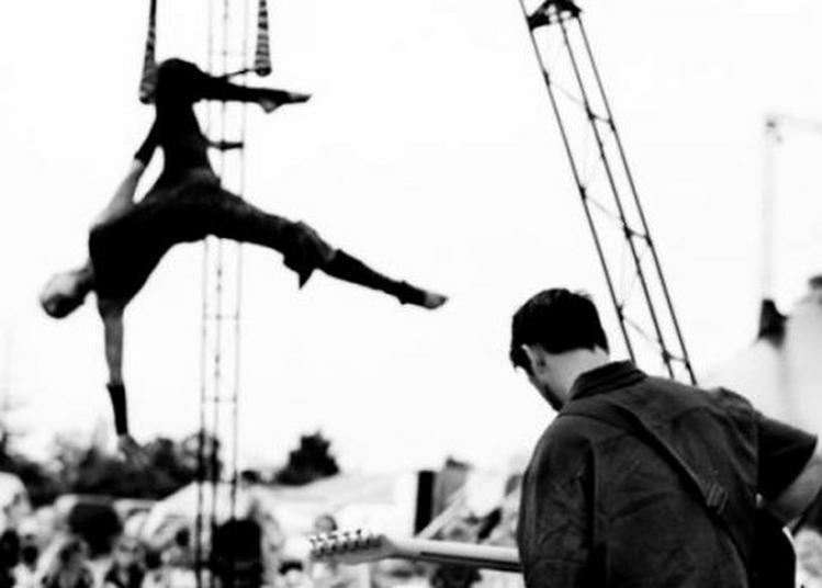 Cirque - Trapeo De La Cie Num à Blaison Gohier
