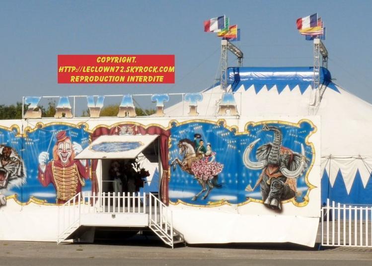 Cirque warren zavatta à Saverne