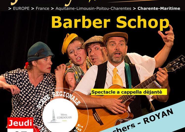 Cityjazzy  Barber Shop Quartet à Royan