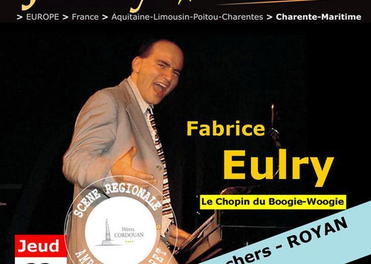 Cityjazzy  - Fabrice Eulry à Royan