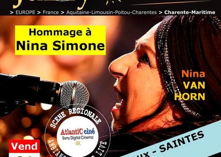 Cityjazzy  Hommage A Nina Simone à Saintes