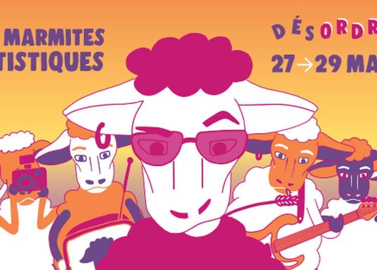 Clôture Du Festival Les Marmites Artistiques - Dés(ordre)s à Montreuil
