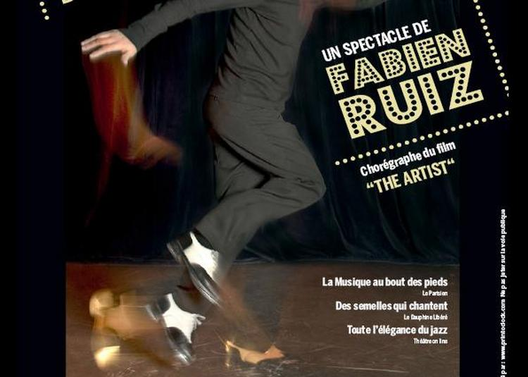 Claquettes Jazz - Fabien Ruiz claquettiste, chorégraphe du film