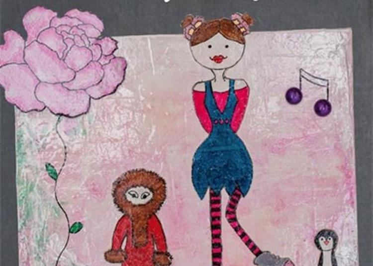 Clarisse Et La Banquise Fleurie à Nimes