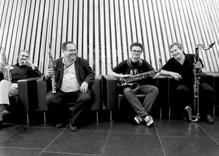 Classic Jam Quartet à Wingen sur Moder