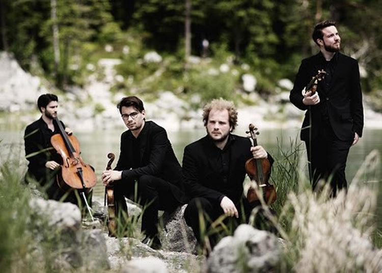 Classique en suites - Quatuor Goldmund à Paris 16ème