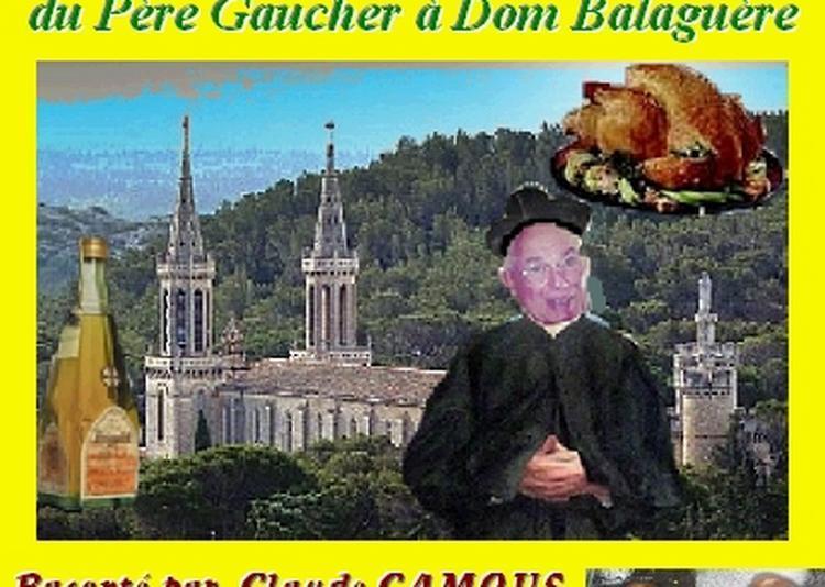 Claude Camous raconte Alphonse Daudet, « Les Voies du Seigneur...» à Avignon