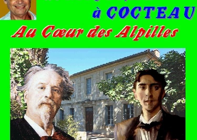 Claude Camous raconte de Mistral à Cocteau, au coeur des Alpilles... à Maussanne les Alpilles