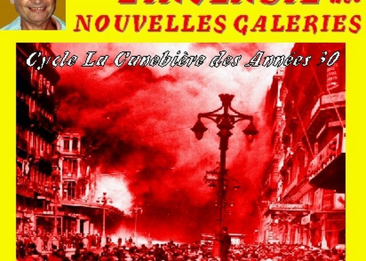 Claude Camous raconte : L'Incendie des Nouvelles Galeries le 28 octobre 1938 à Marseille