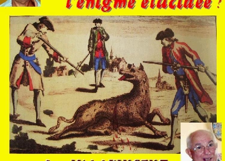 Claude Camous raconte : La Bête du Gévaudan : l'énigme élucidée ? à Avignon