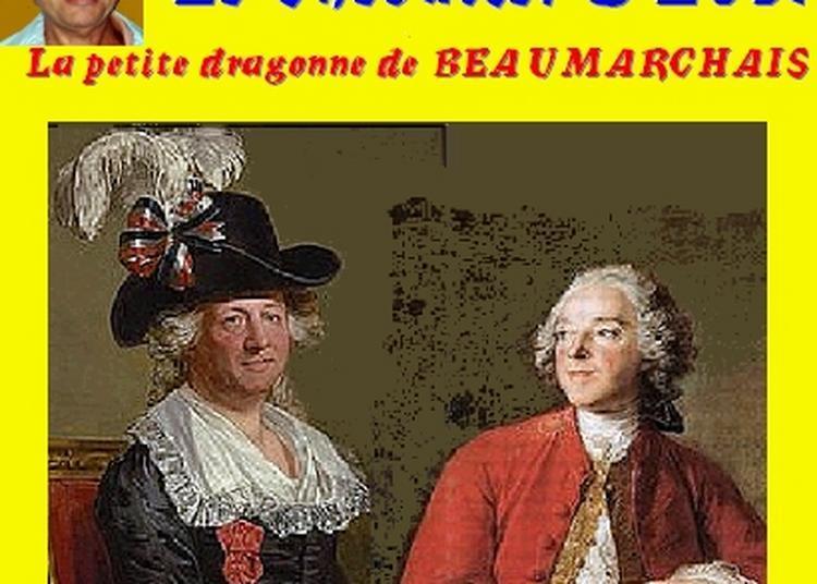 Claude Camous raconte Le Chevalier d'Eon, « la petite dragonne » de Monsieur de Beaumarchais à Marseille