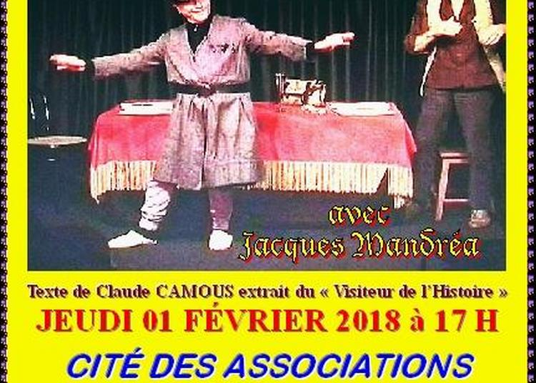 Claude Camous raconte Louis le Onzième, le « prudent redoutable » à Marseille