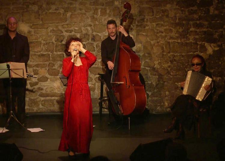 Claude Liberman Chante Dona, Dona à Paris 12ème