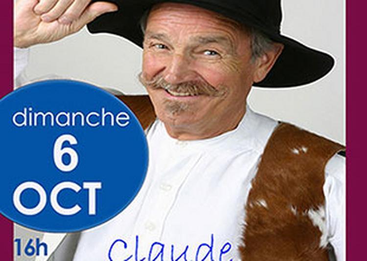 Claude Vanony à Lons le Saunier