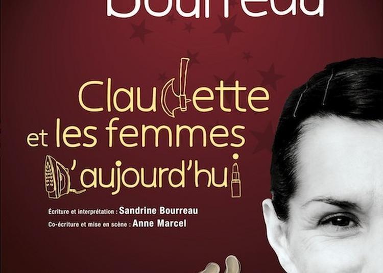 Claudette et les femmes d'aujourd'hui. à Nouaille Maupertuis