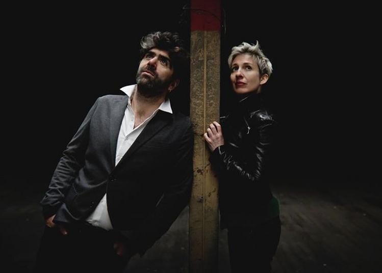 Claudia Solal & Benjamin Moussay à Marseille