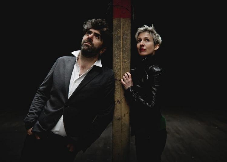 Claudia Solal & Benjamin Moussay à Paris 1er