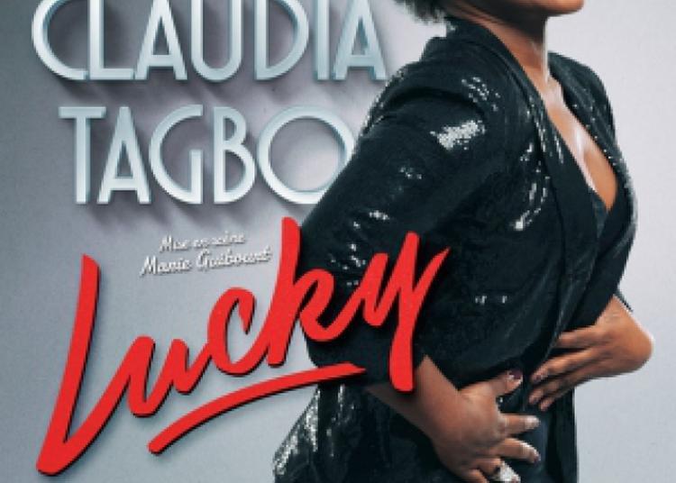 Claudia Tagbo à Tinqueux