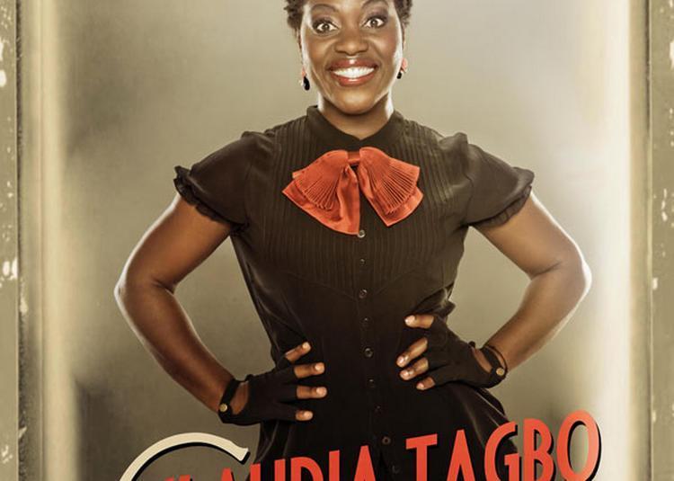 Claudia Tagbo à Longjumeau