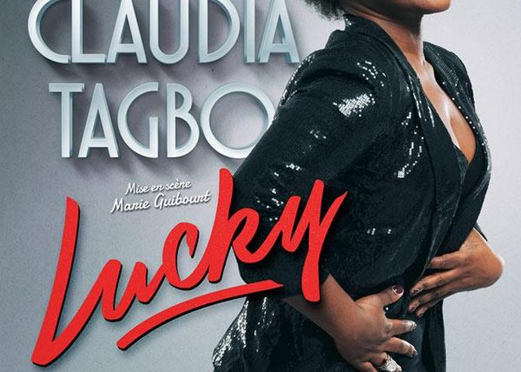 Claudia Tagbo à Lyon