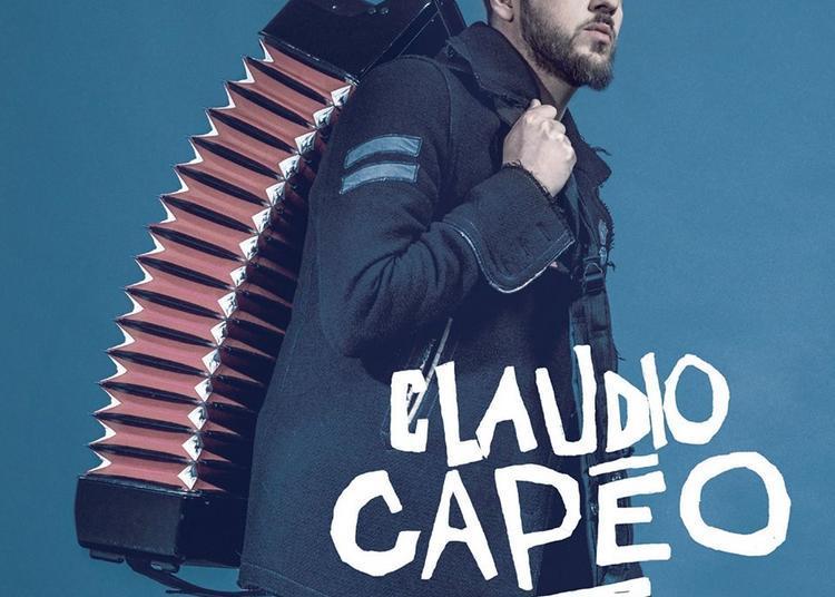 Claudio Capeo à Paris 9ème