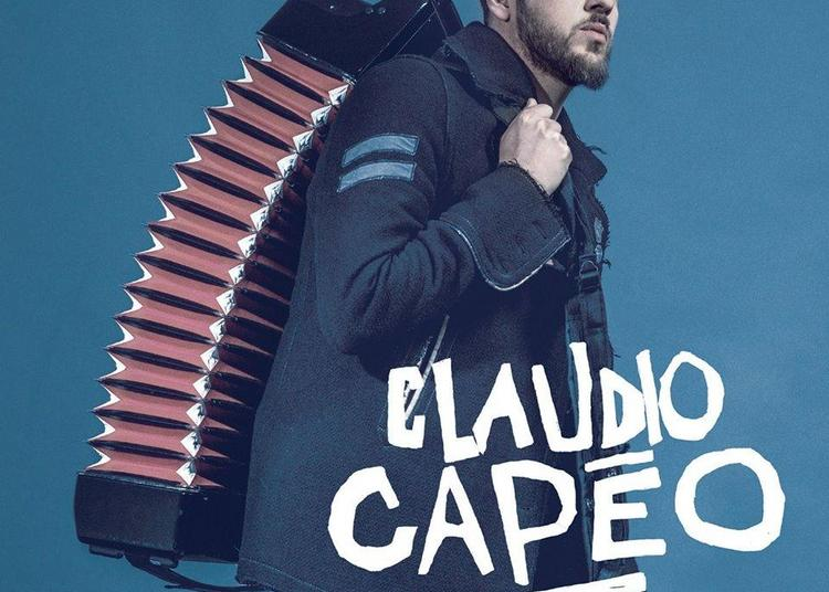 Claudio Capéo à Le Blanc Mesnil