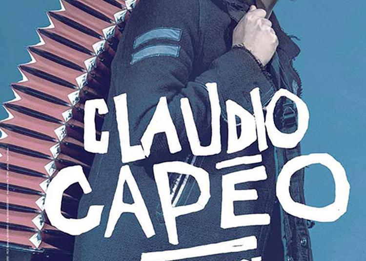Claudio Capeo à Chateauneuf sur Isere