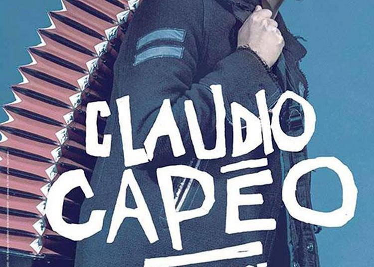 Claudio Capeo à Chalon sur Saone