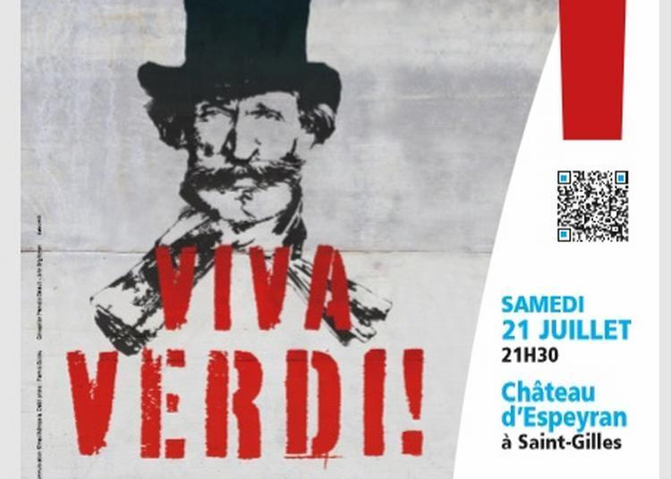 Clé de Sol en Costières: Viva Verdi à Saint Gilles