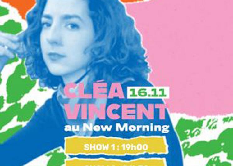 Clea Vincent à Paris 10ème